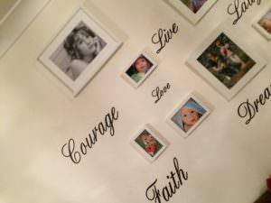 Love my new wall…