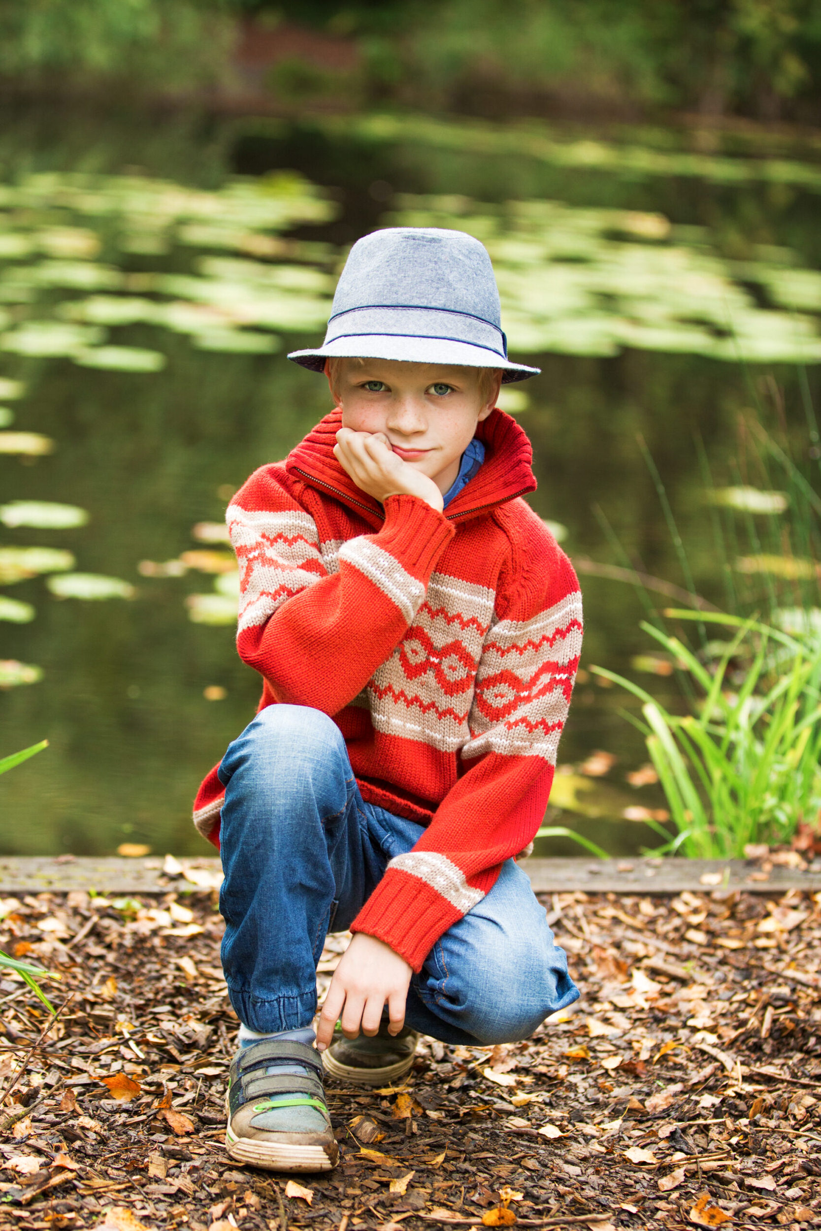 Autumn Mini Sessions at Tilgate Park