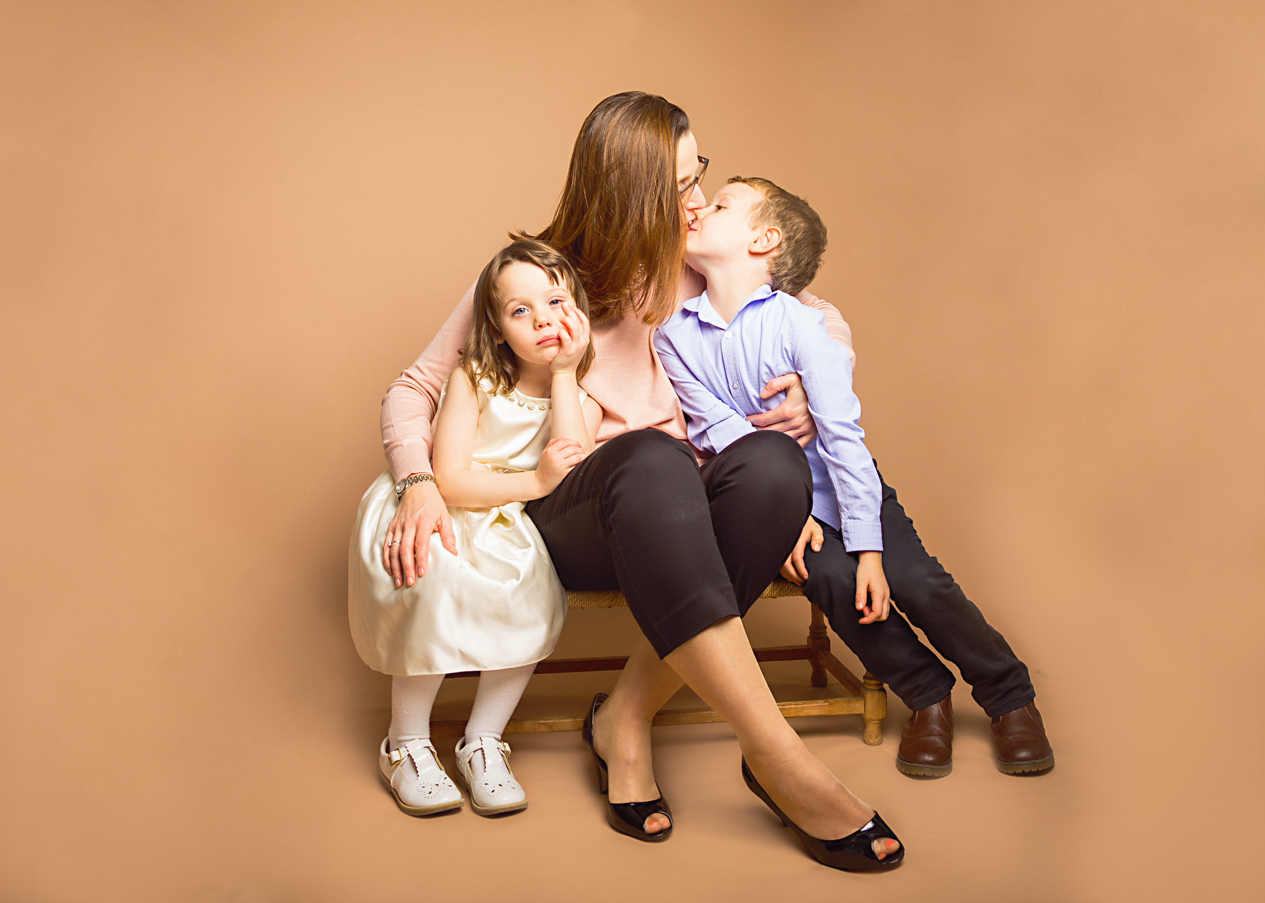 Family photo sessions… dealing with your child's personal needs…
