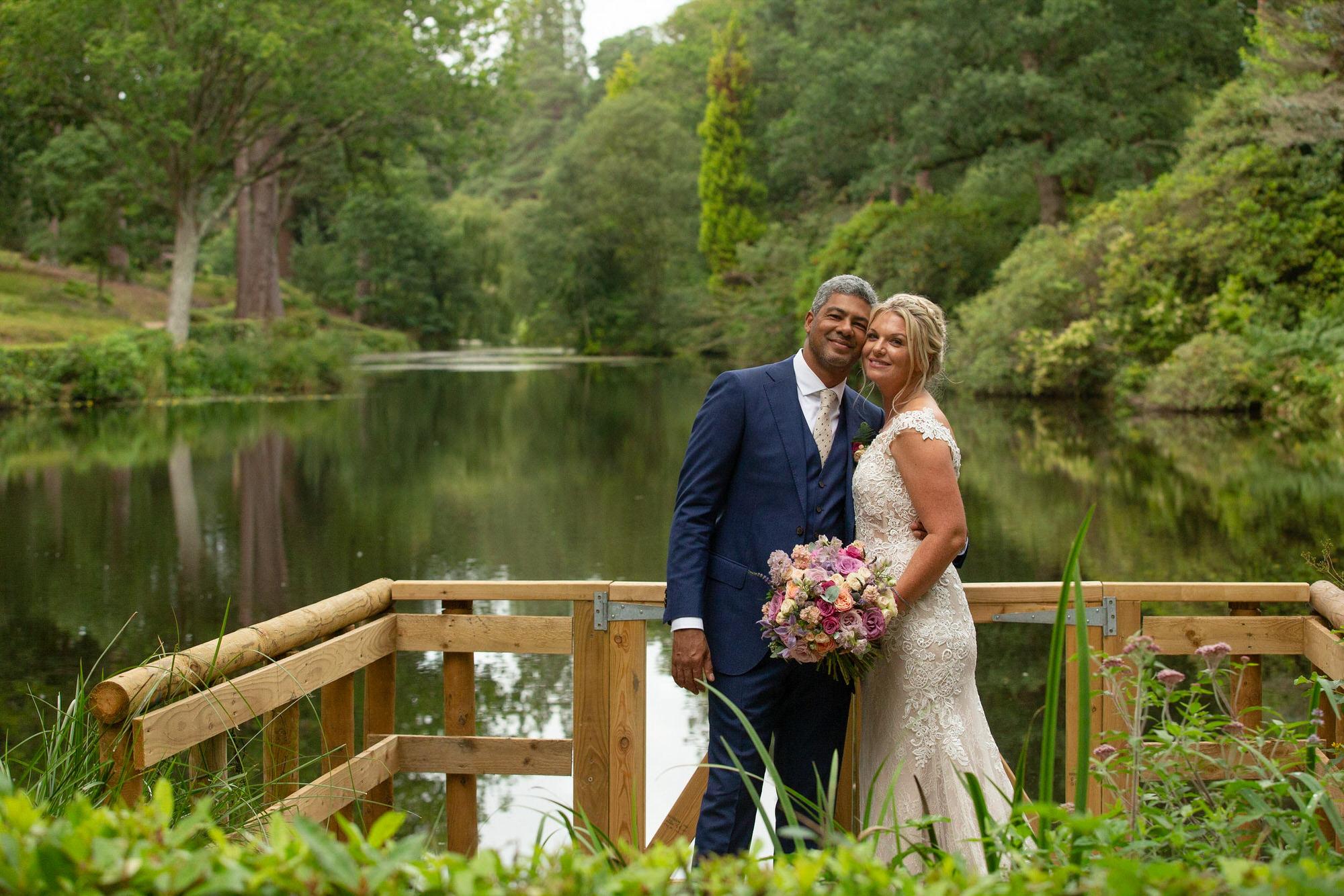 Leonardslee garden weddings