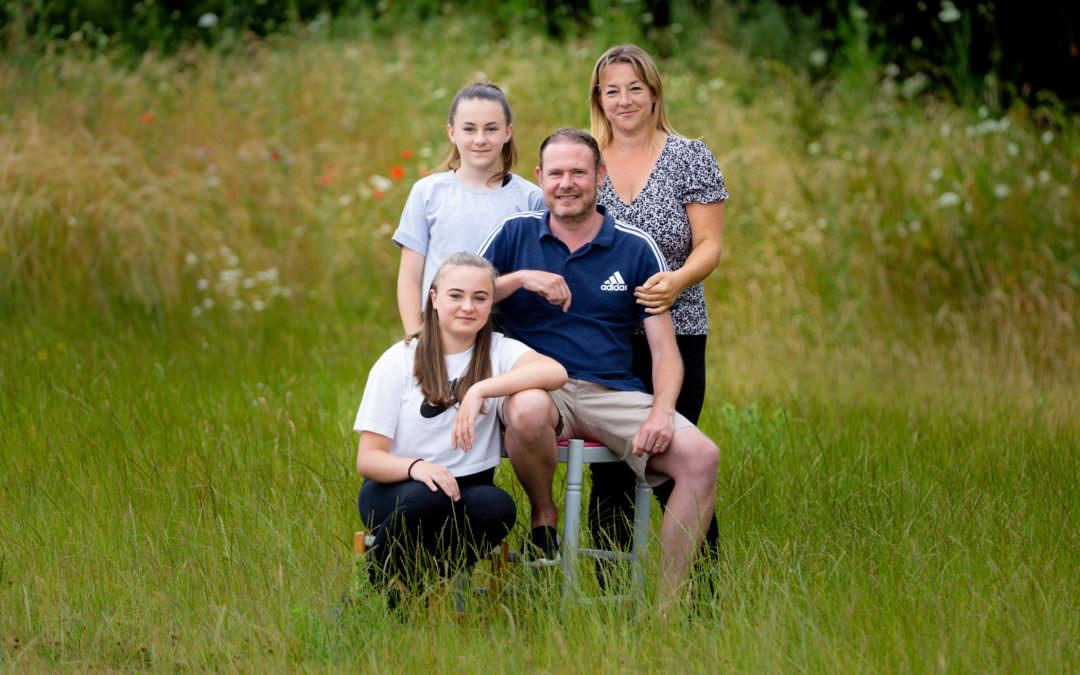 family photographer in Crawley