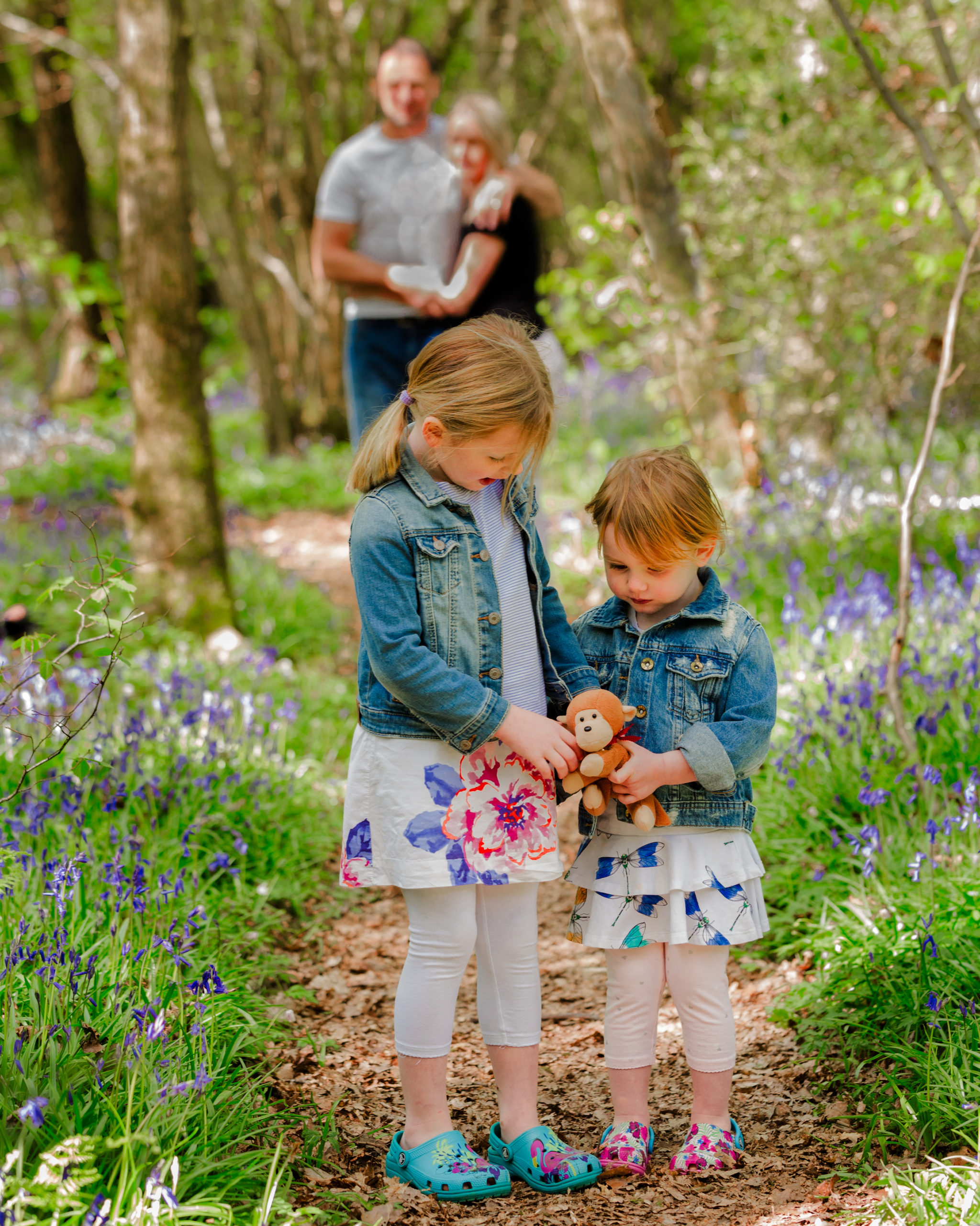Claire Wilders Photography Bluebells