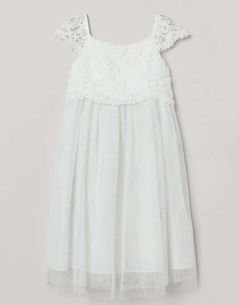 H&M Girls dress