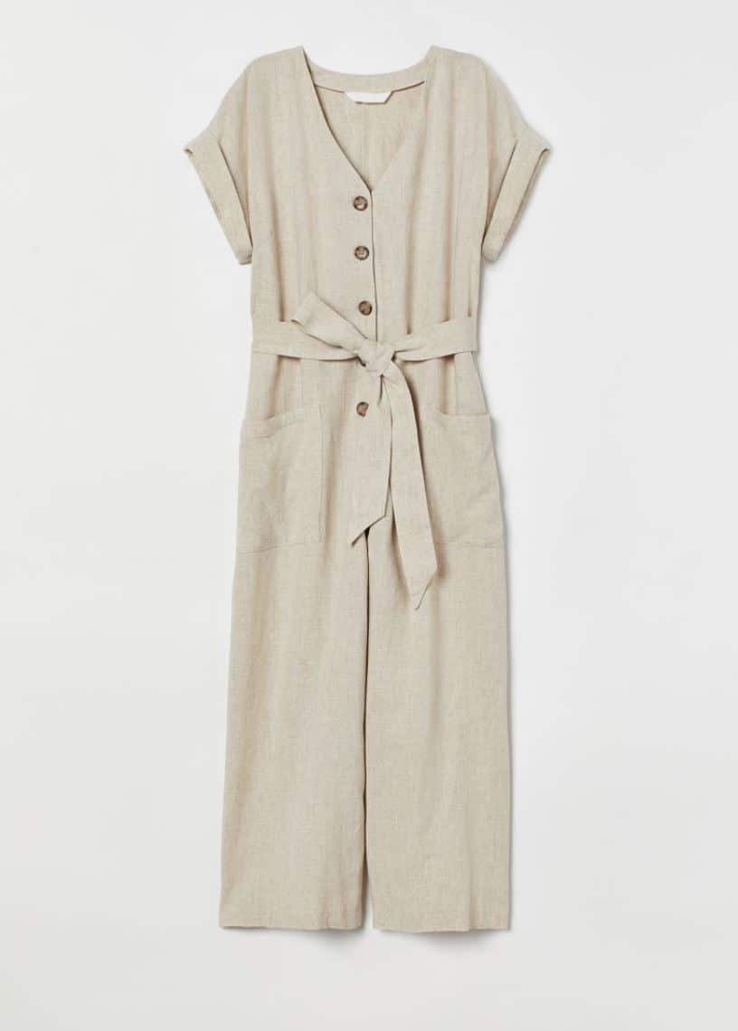 H&M ladies playsuit